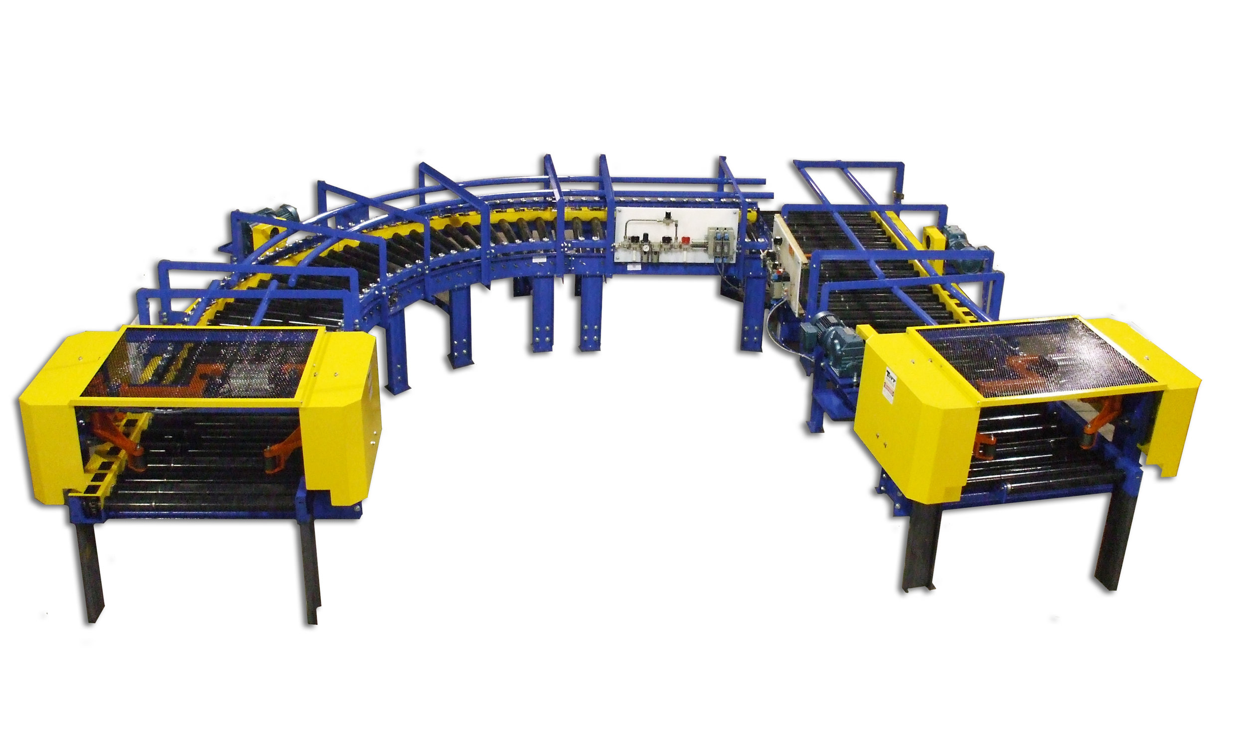 Custom CDLR Conveyor