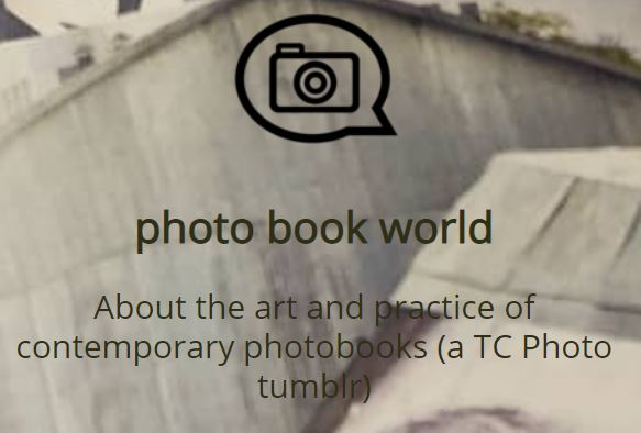 On Tumblr:  tcphotobookworld