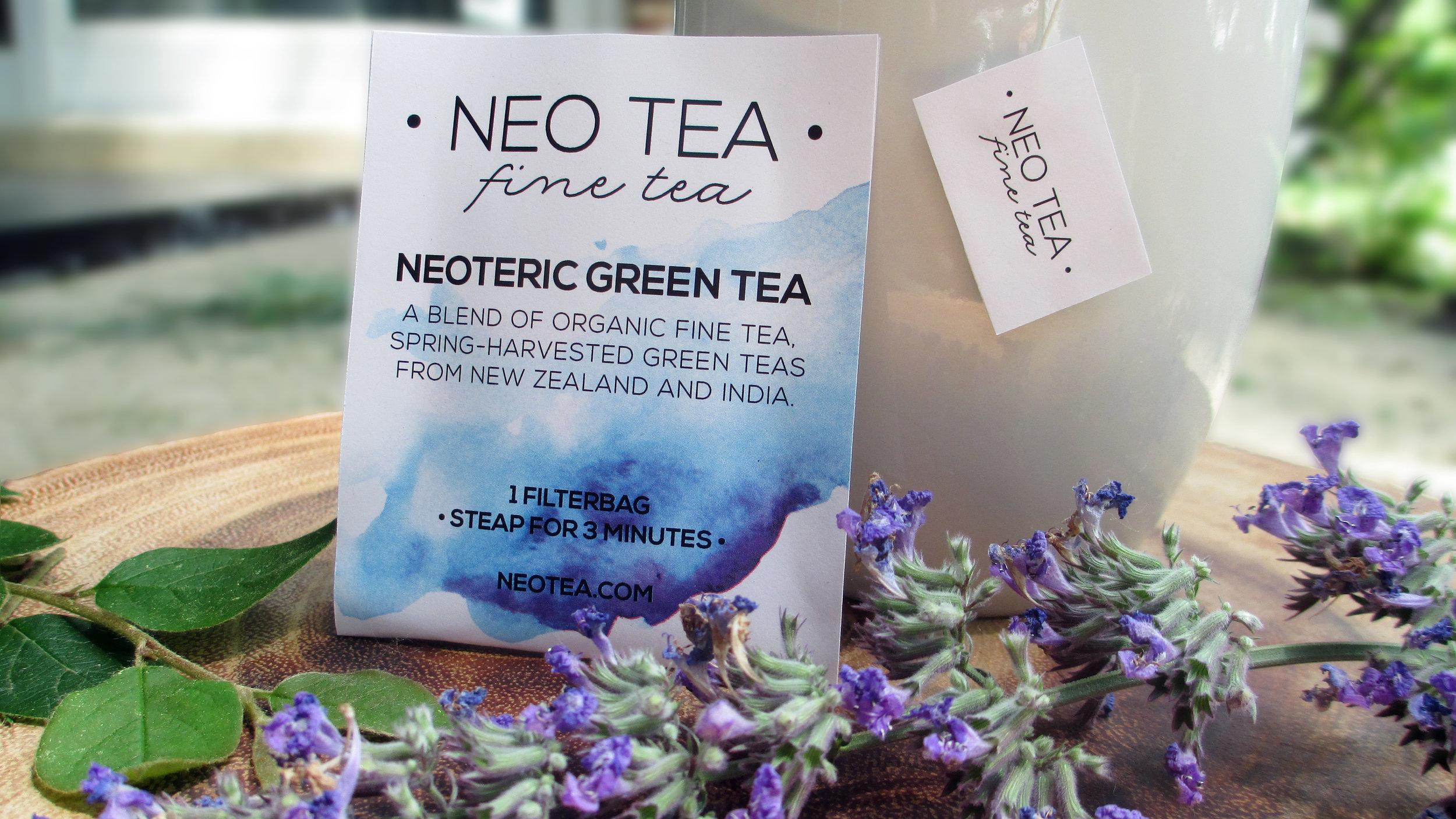 Neo Tea Packaging