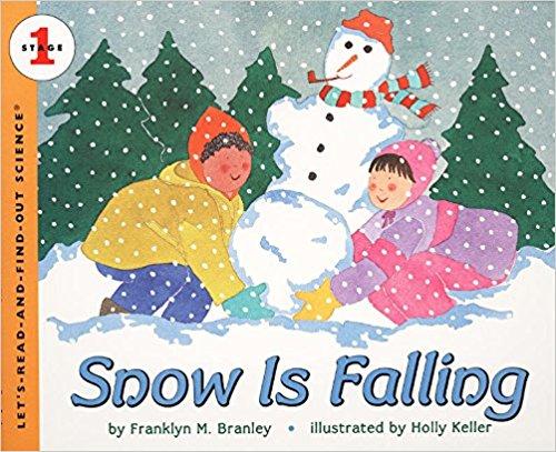 Snow is Falling  by Franklyn M. Branley