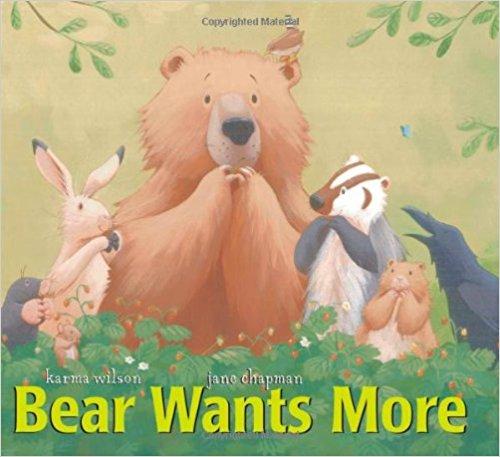Bear Wants More