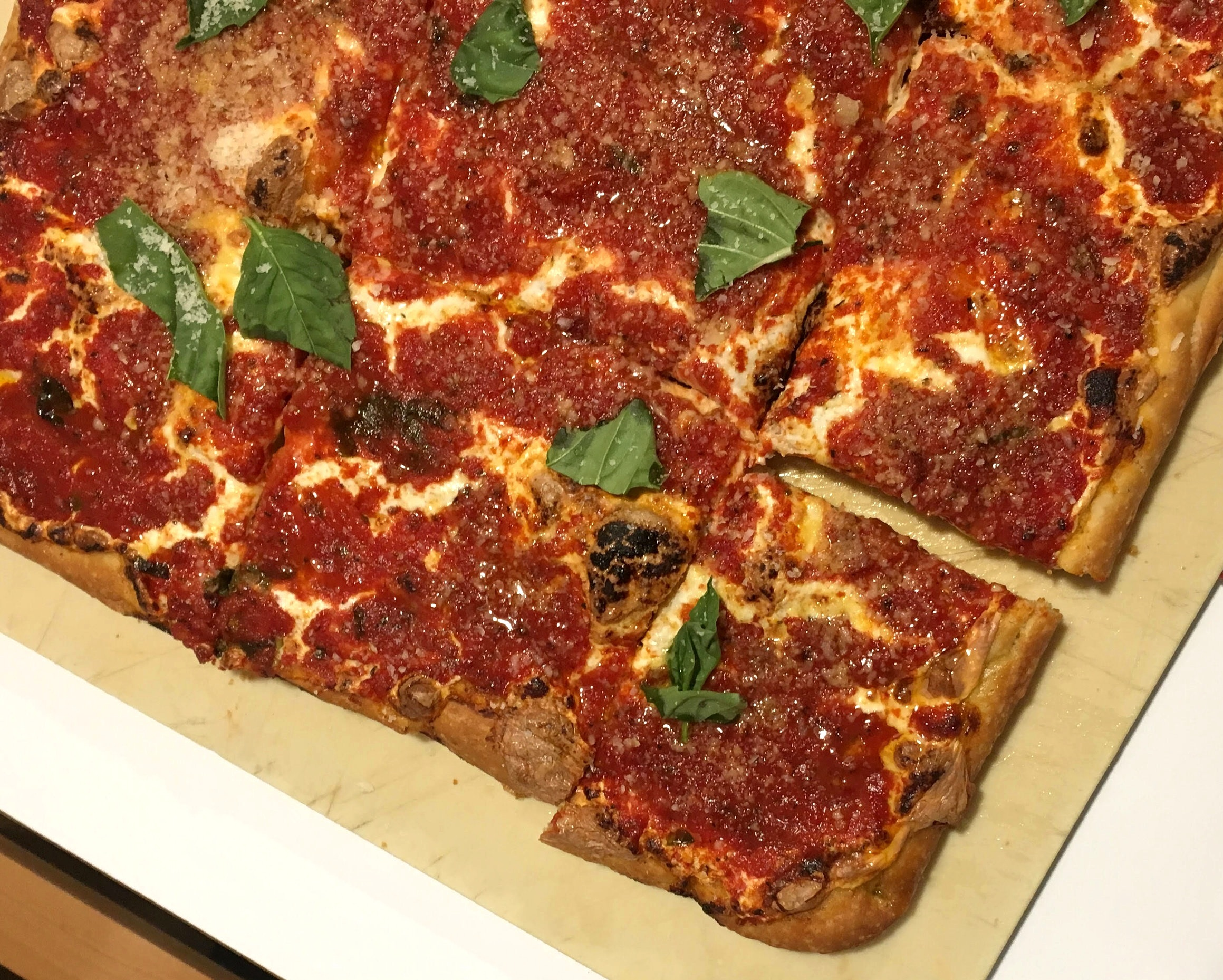 PIZZA NIGHT - EVERY TUESDAY, 4 - 7 PMSLICE & (SPECIAL SELECTION OF) BEER $6SLICE & SODA $5