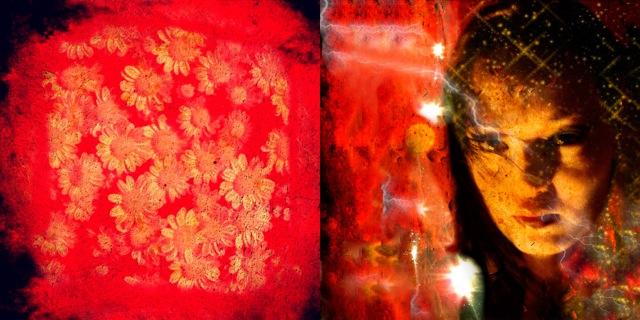 Sold on Blurb Cosmic Beauty ©2015 Eileen Lerner