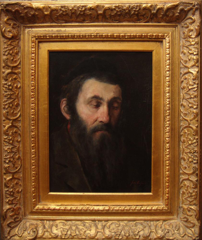 Isidor Kaufmann framed.jpg
