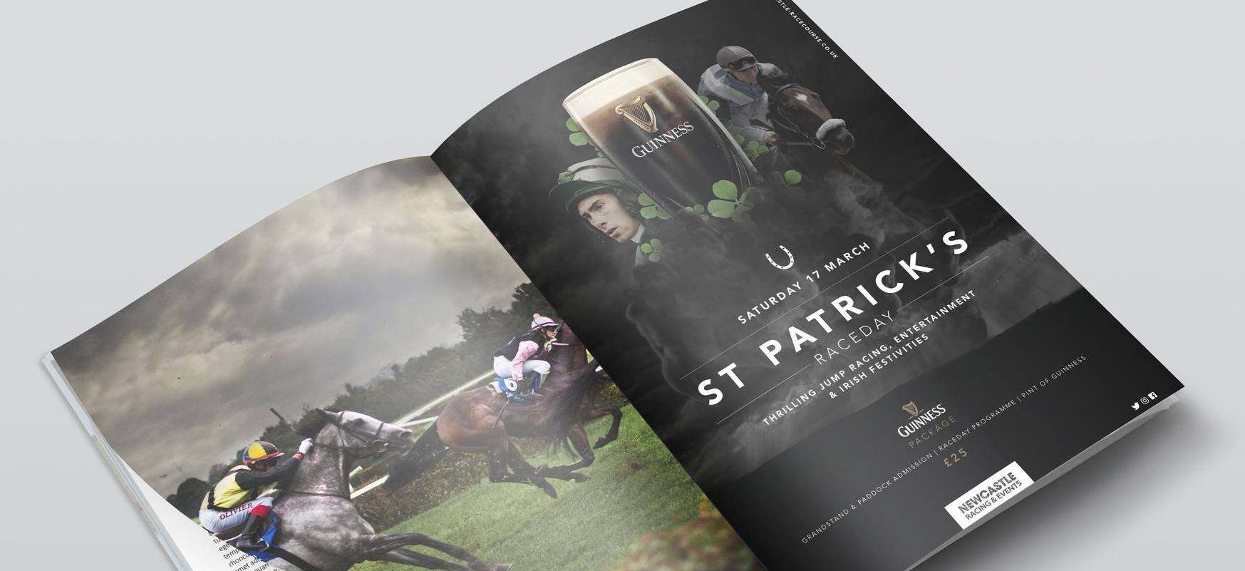 Newcastle Racecourse - St Patrick's Raceday