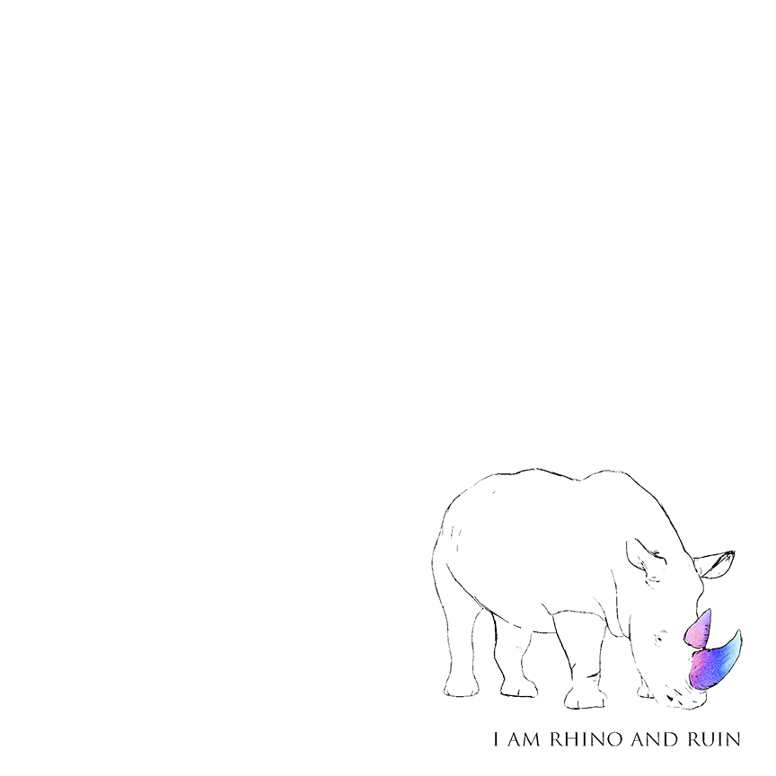 i am rhino and ruin EP
