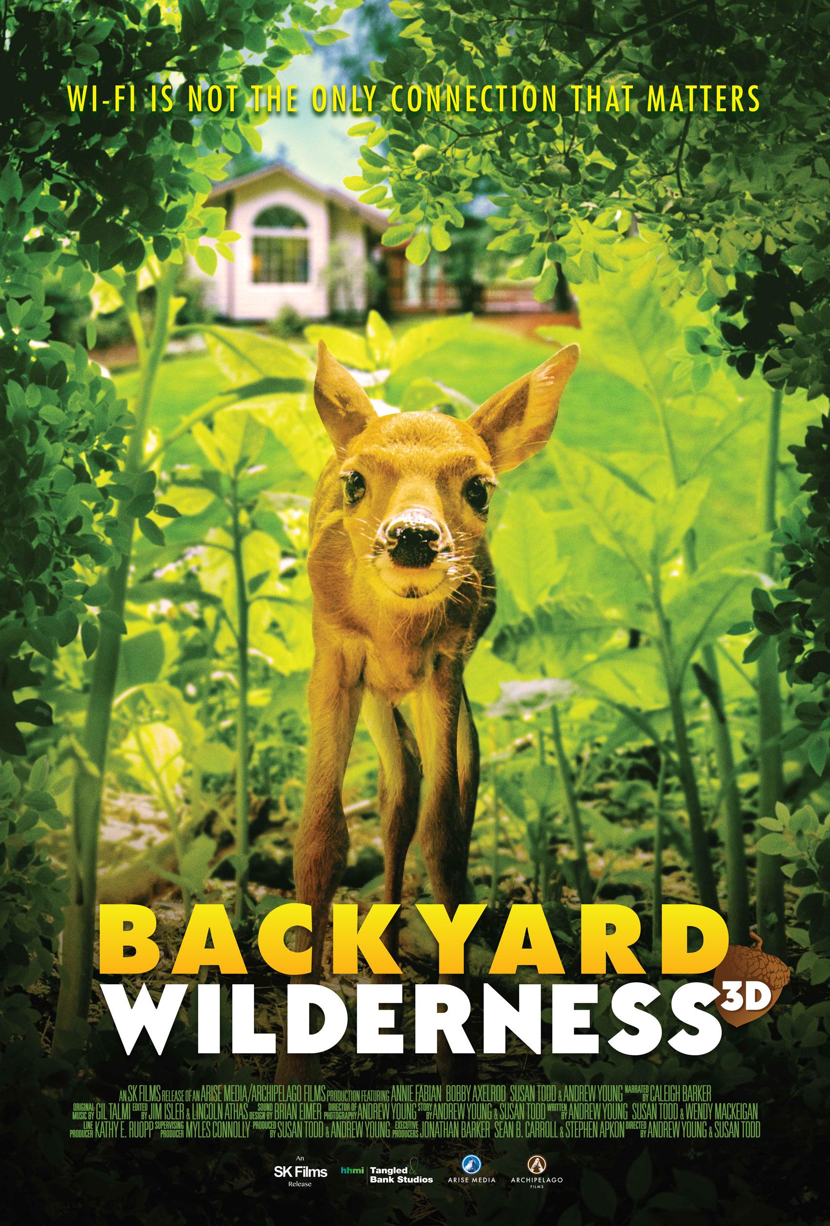 Backyard-Wilderness_Poster-3D