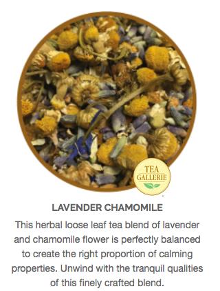 Lavender Camomile Tea