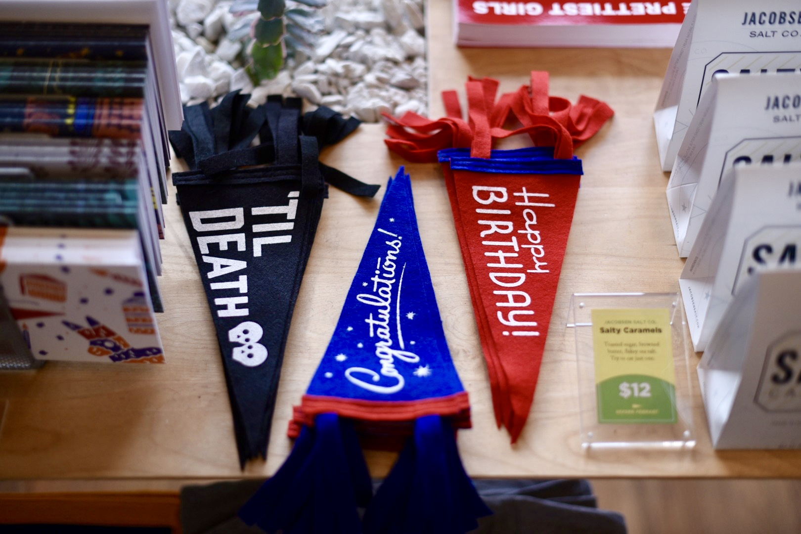 Little Oxford Pennants
