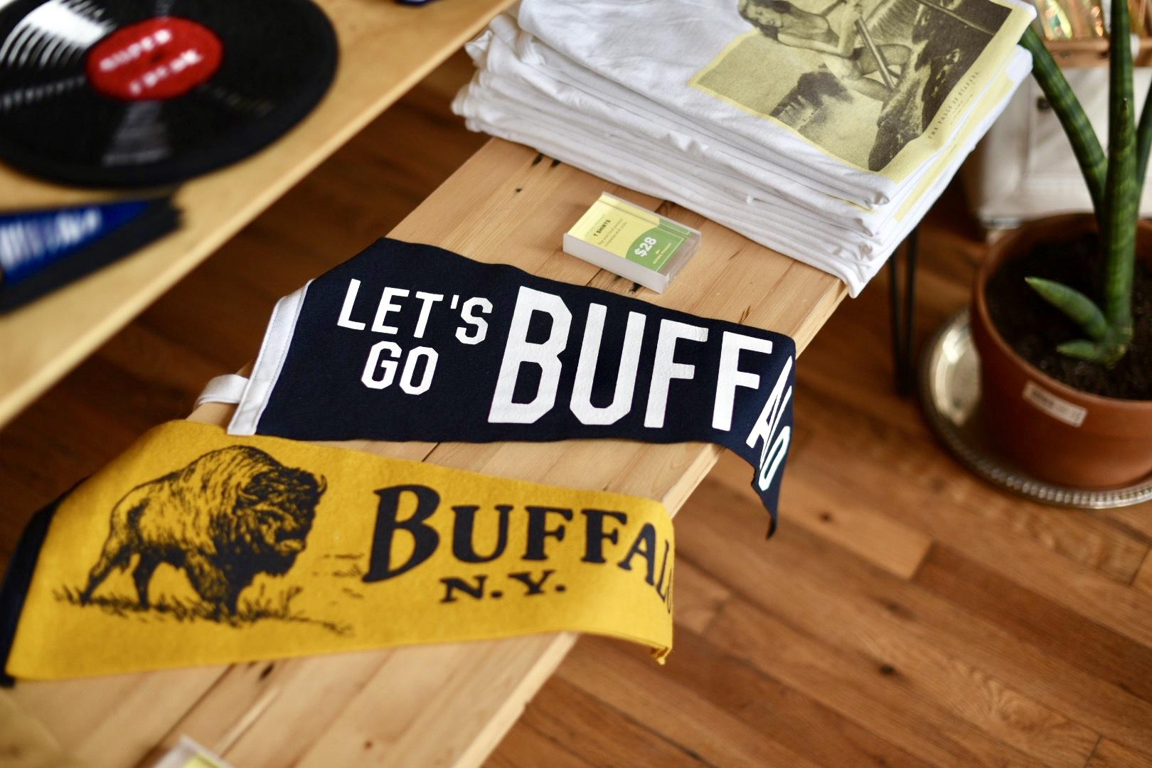 buffalo pennants
