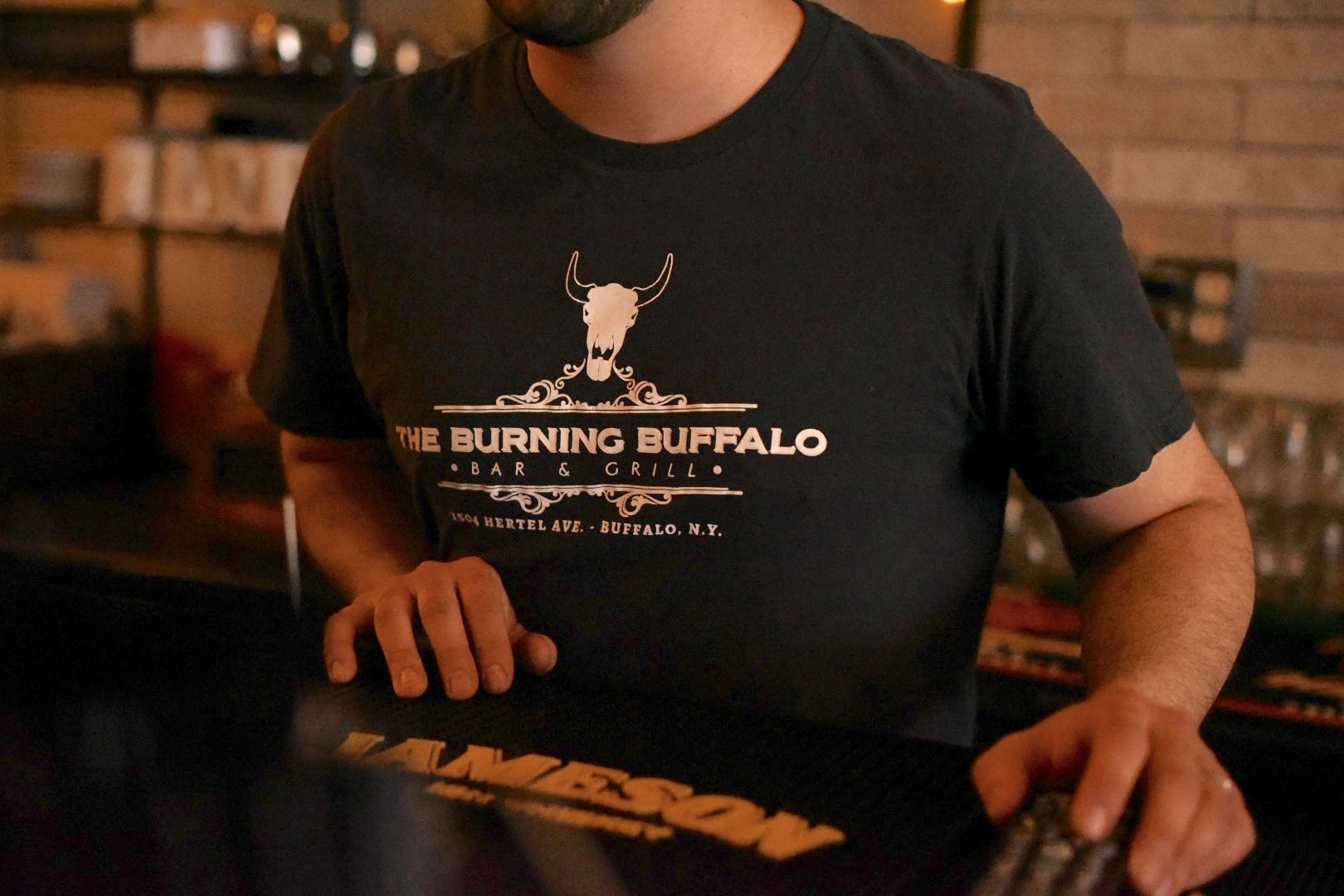 The Burning Buffalo Hertel