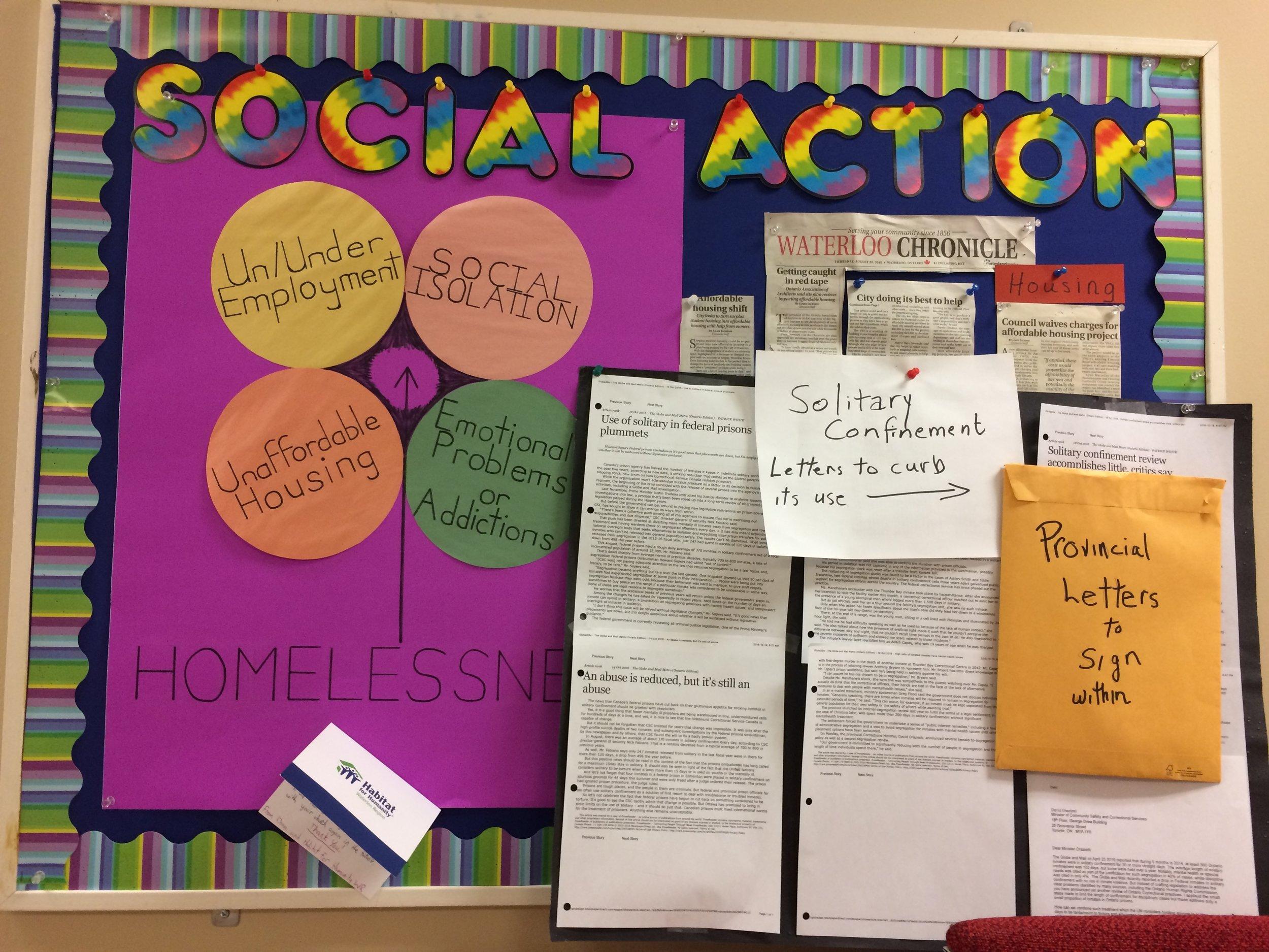Social Action Bulletin Board.JPG