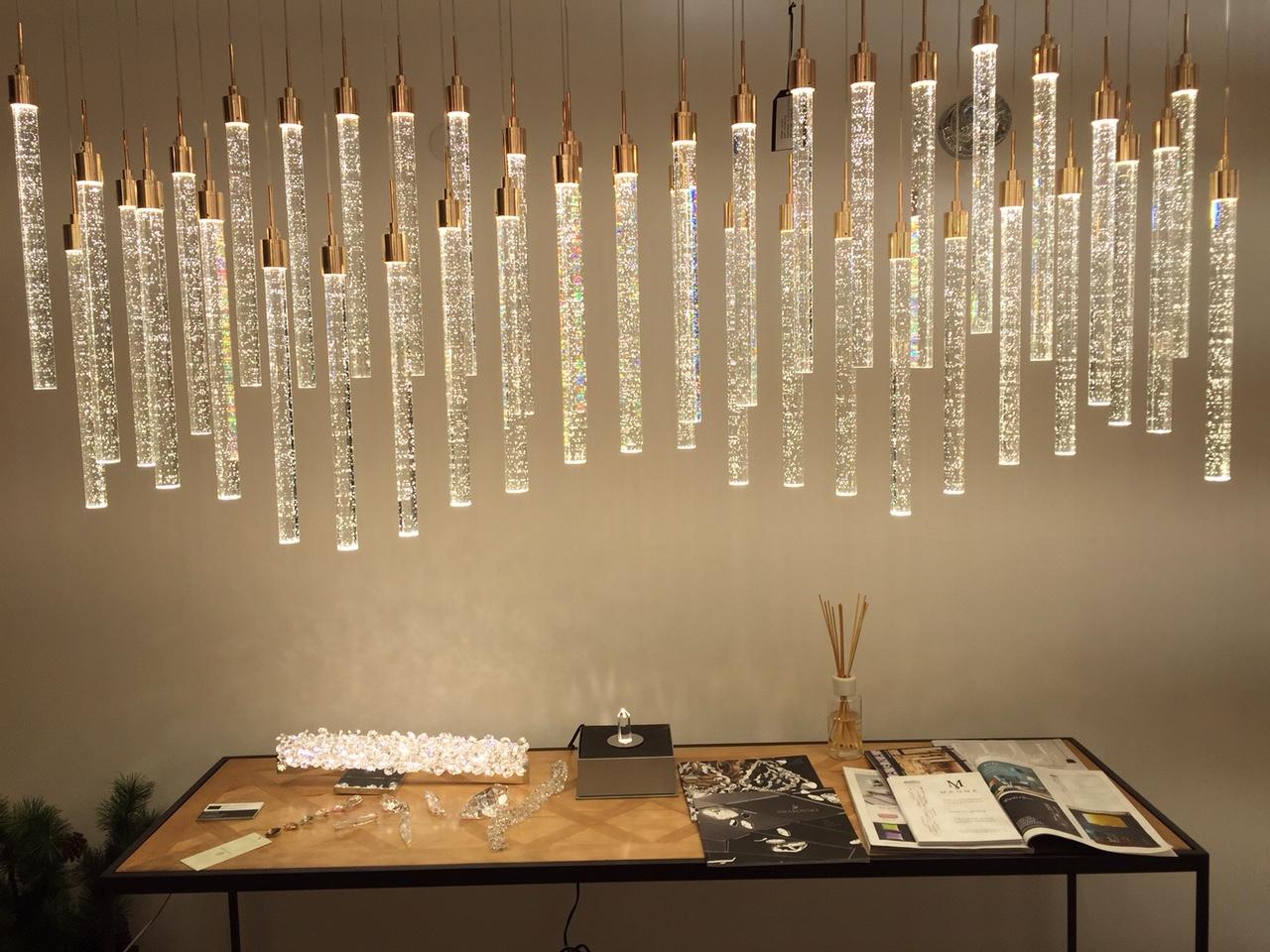 Cascade 42 Lights, Magna Showroom