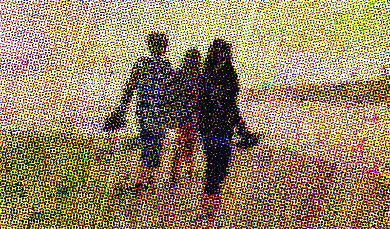 Beach, 2010, 152 x 96mm