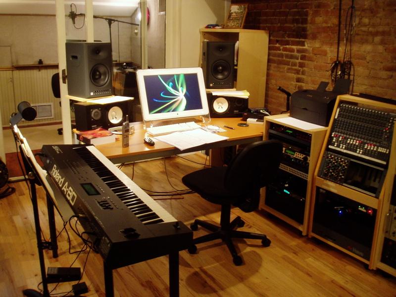 Jeff's Chelsea Studio