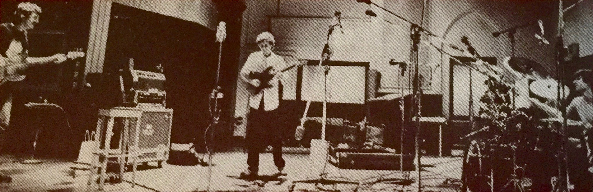 Mediasound's Studio A