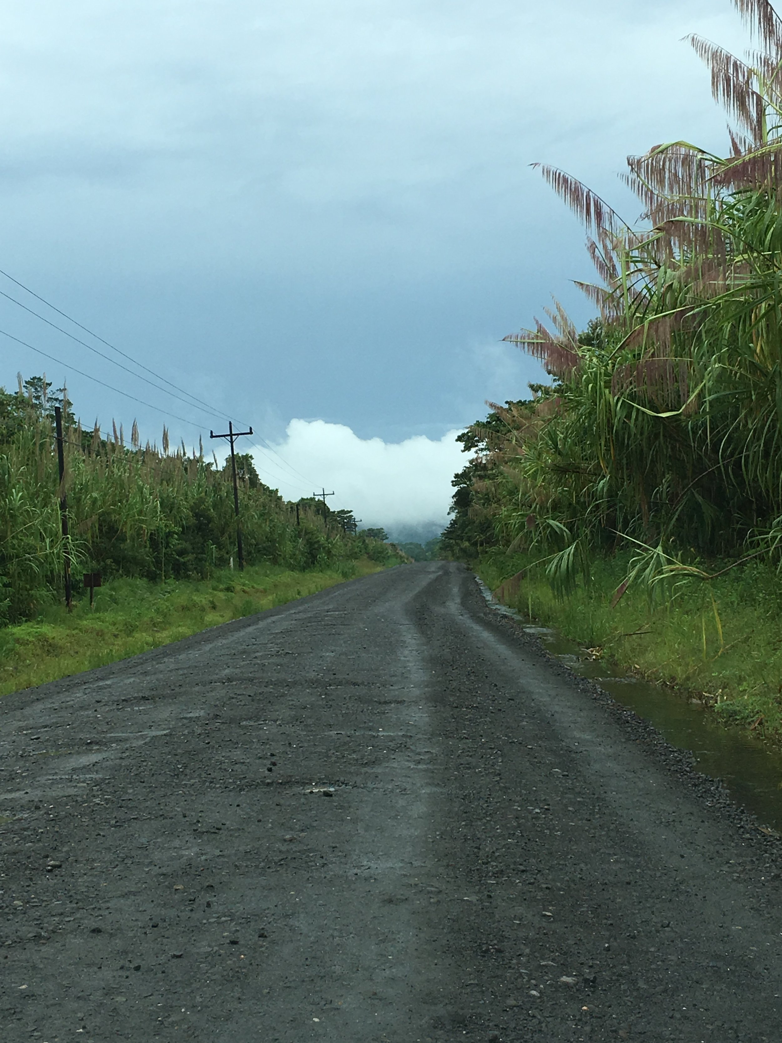 Road to Arenal