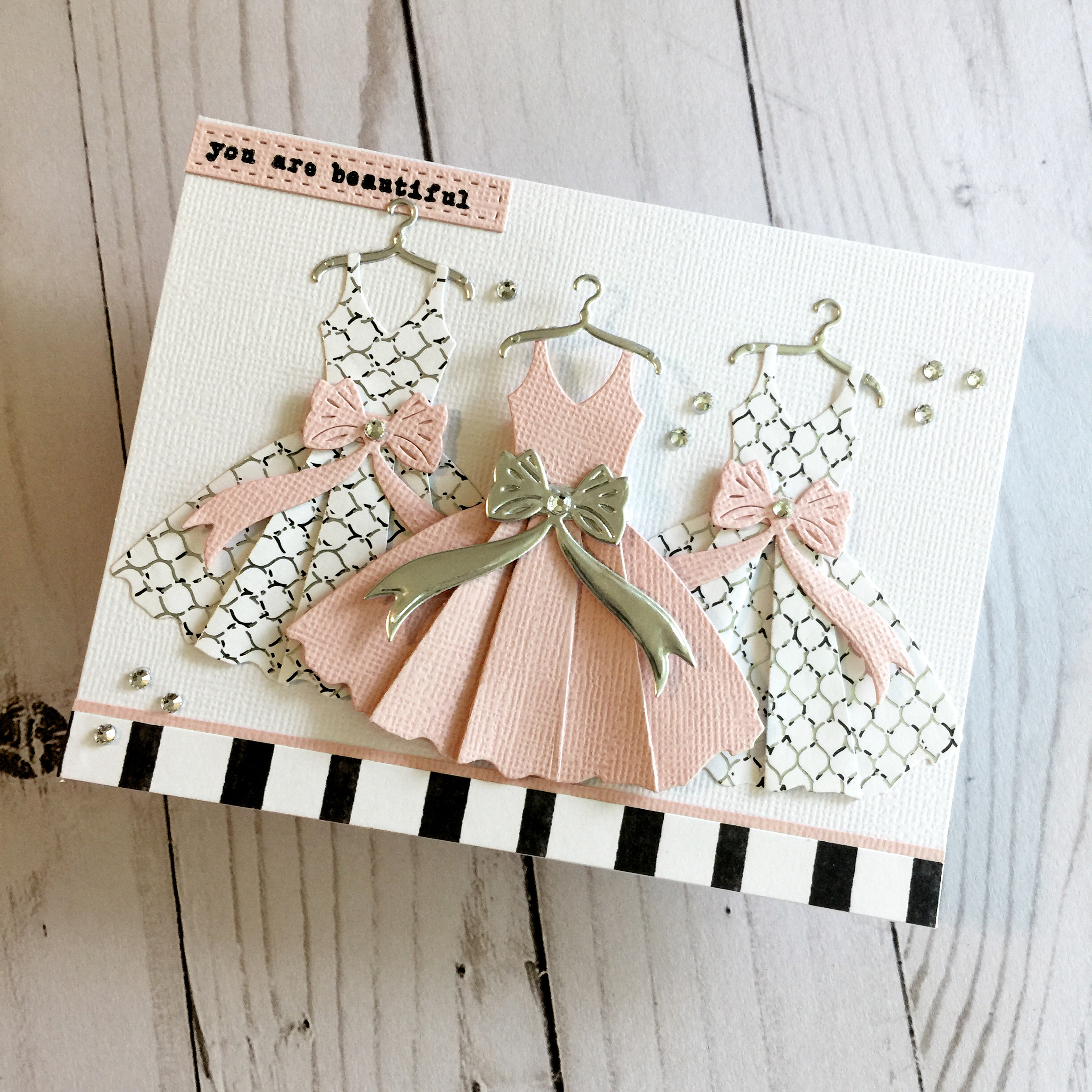 Spellbinders - Night Out - May 2019 Card Club Kit
