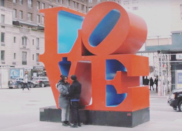 For Valentine's Day, we decided to spend it together in NYC - it was lovely despite the hiccups that come with traveling across the border in a snow storm, but I wouldn't change a thing. We tapped in the homies @blamedevante & @designedbysauce to capture some moments. A huge thank you to them for making the sacrifice! #HeartsLastCall Video in the @wearetrpp bio! 🥂