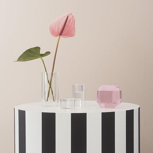 Diamond Paperpress in Pale Rose by OYOY