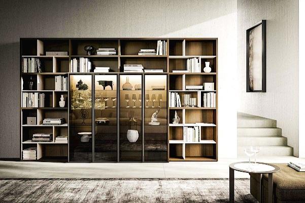 Lokigo Floor Standing Bookcase by Jesse Italia