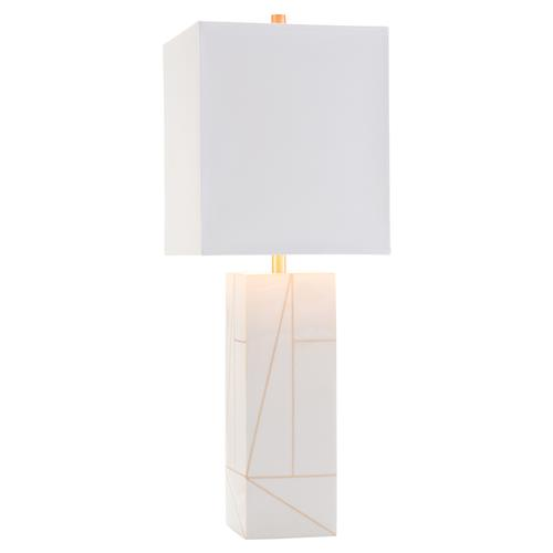 John-Richard Coraline Geometric Table Lamp