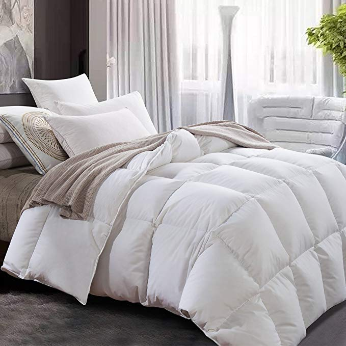 All Seasons Goose Down Comforter