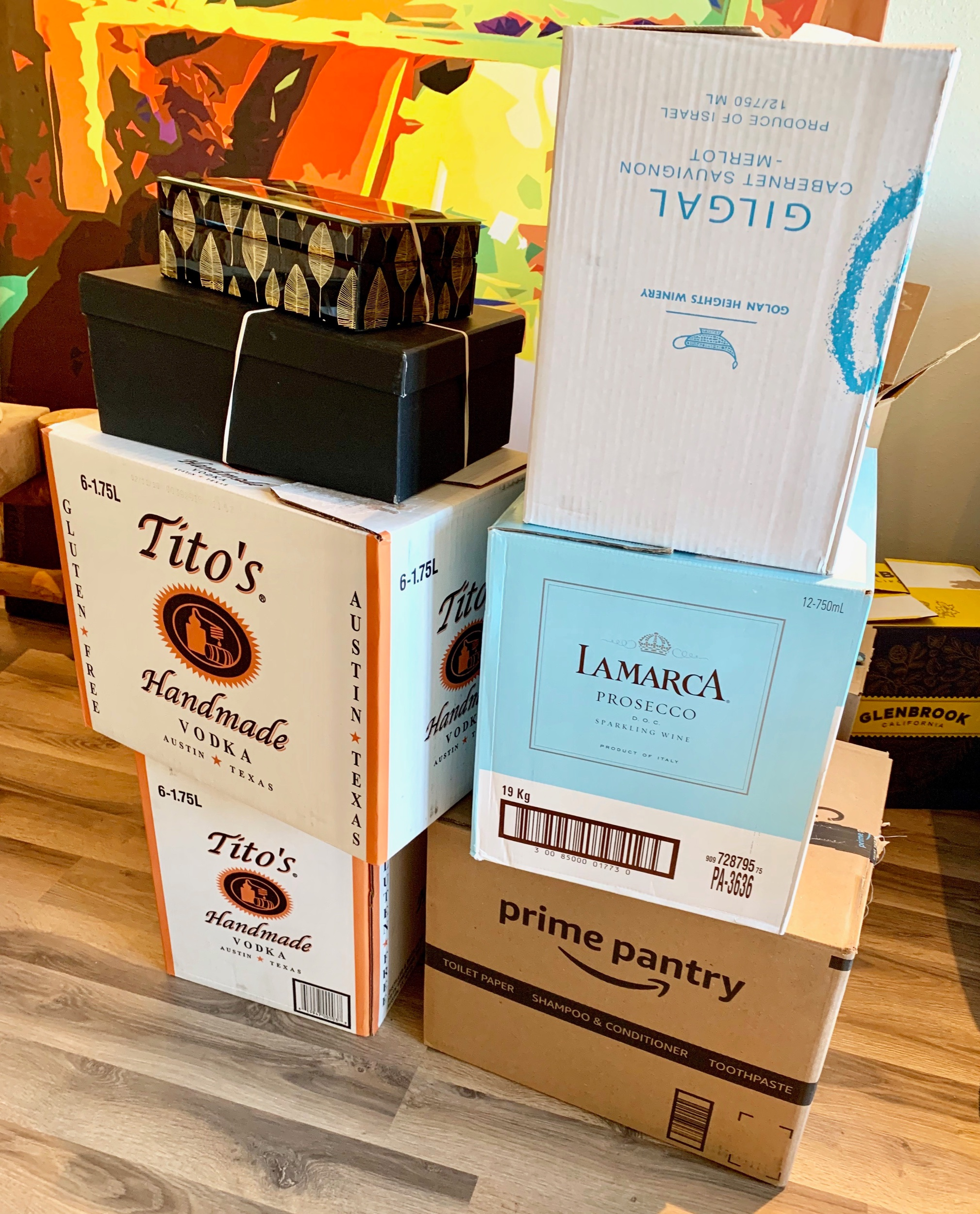 Yes, you look like a booze hound during the move, but liquor store boxes are not only sturdy but they're also free. And you can feel good about recycling at the same time.