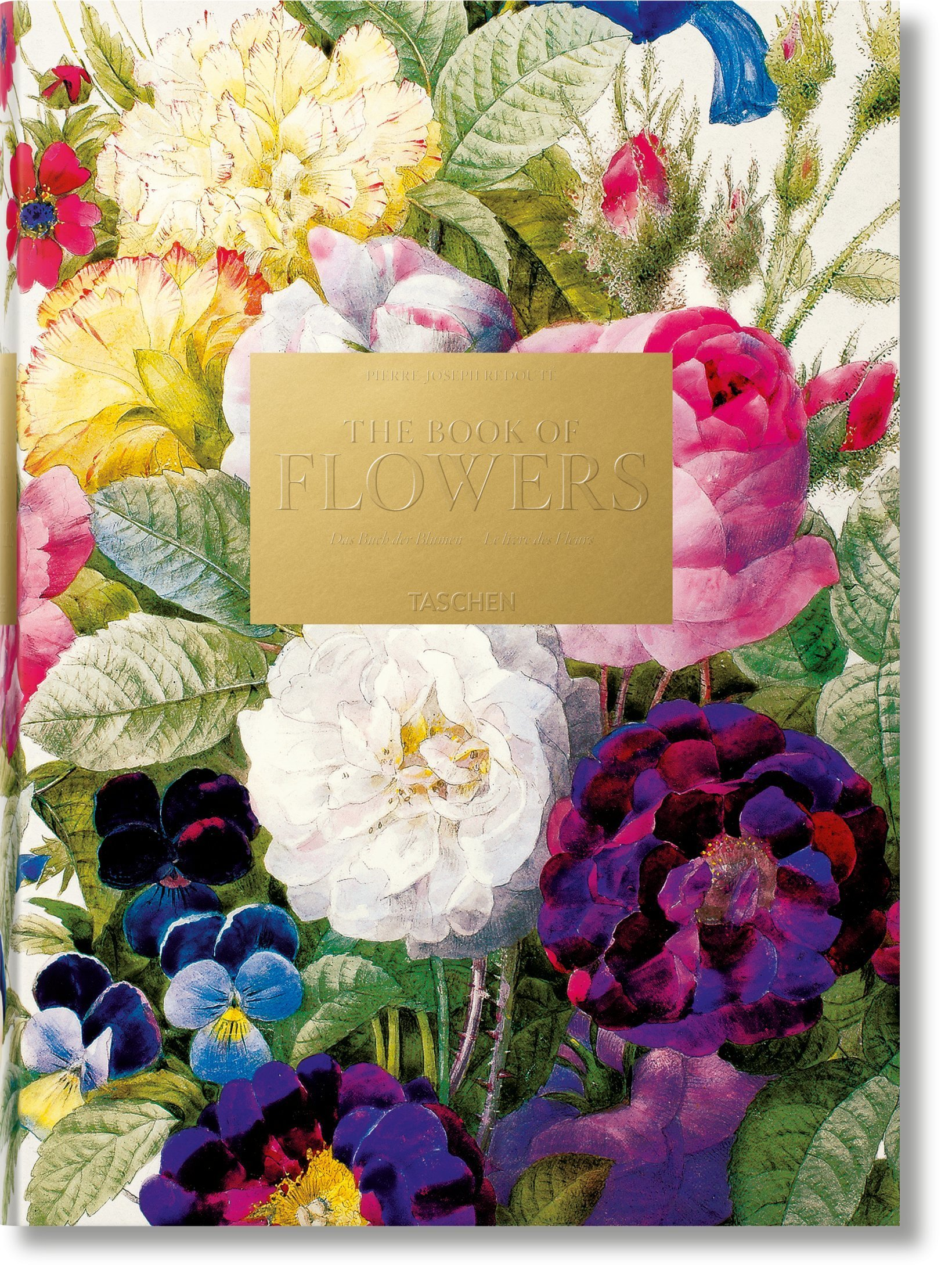 Redoute - The Book of Flowers