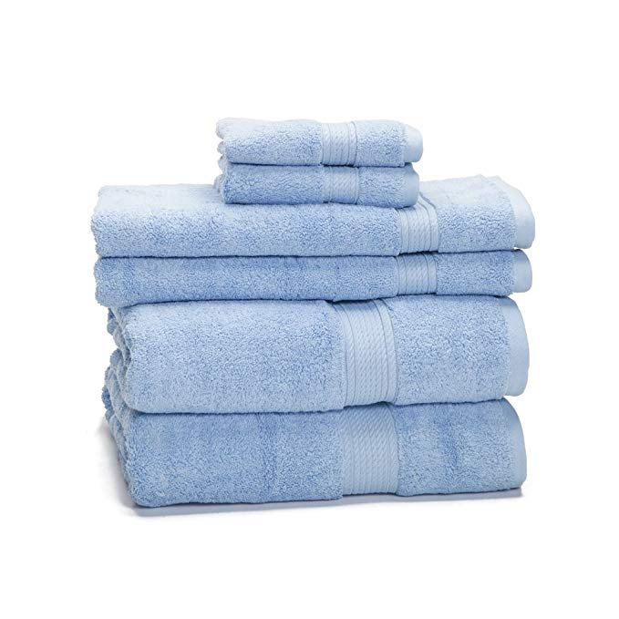 6-piece Luxury Bath Towel Set
