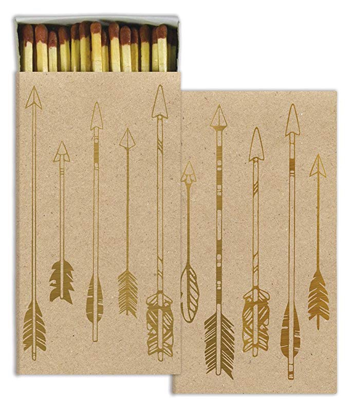 Oversized Decorative Match es