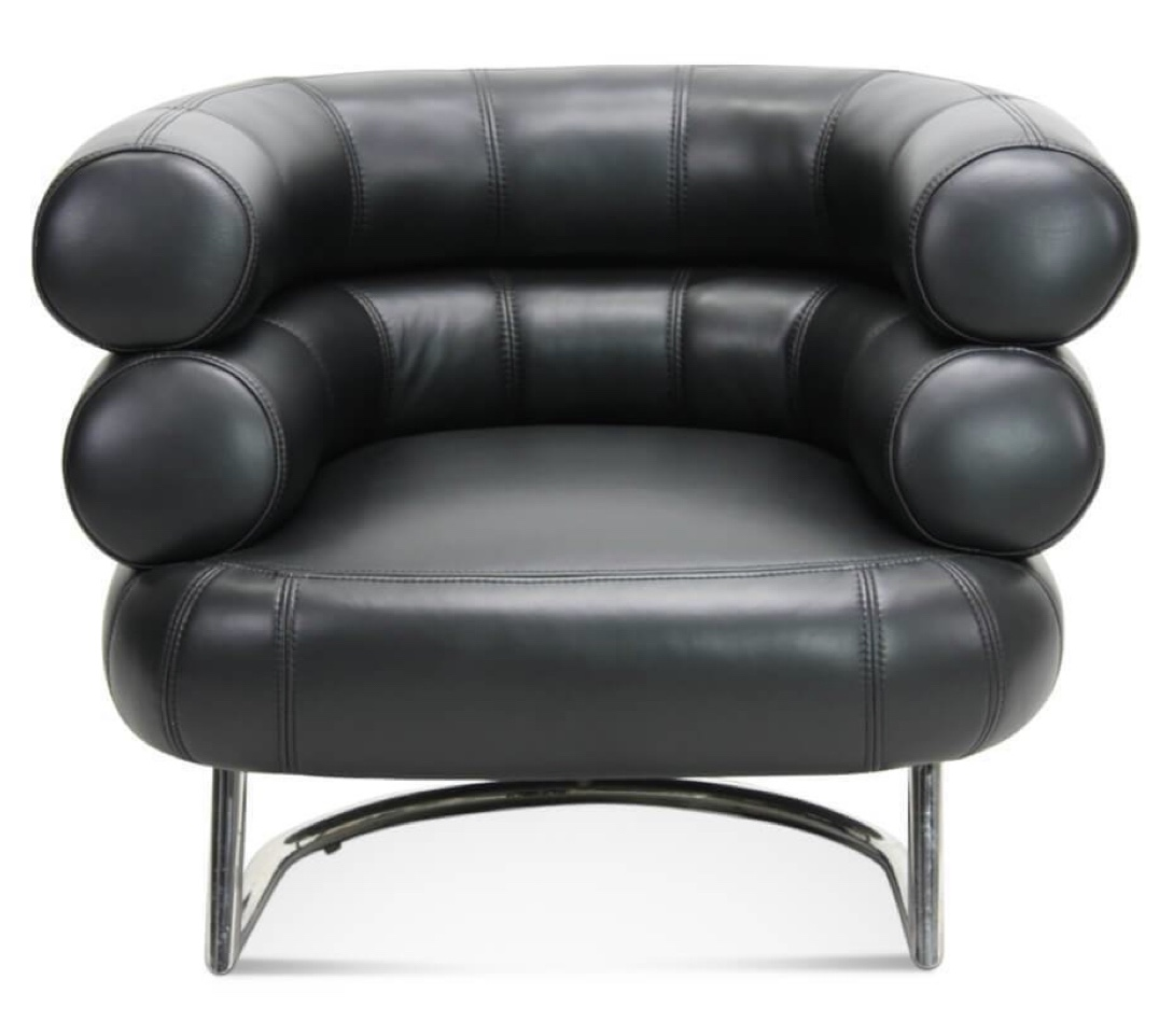 Eileen Gray Bibendum Chair (Reproduction)