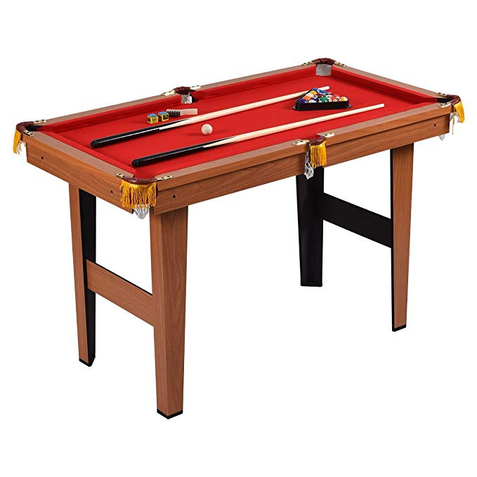 Collapsible Pool Table