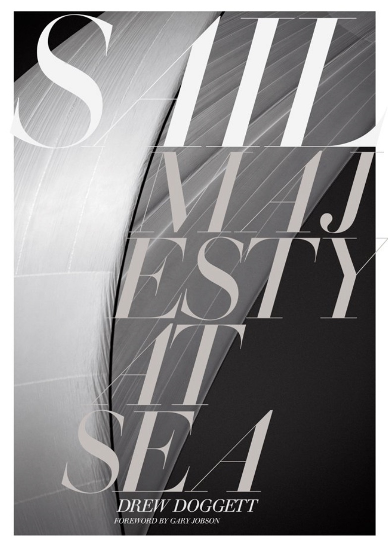 Sail: Majesty at Sea Coffee Table Book