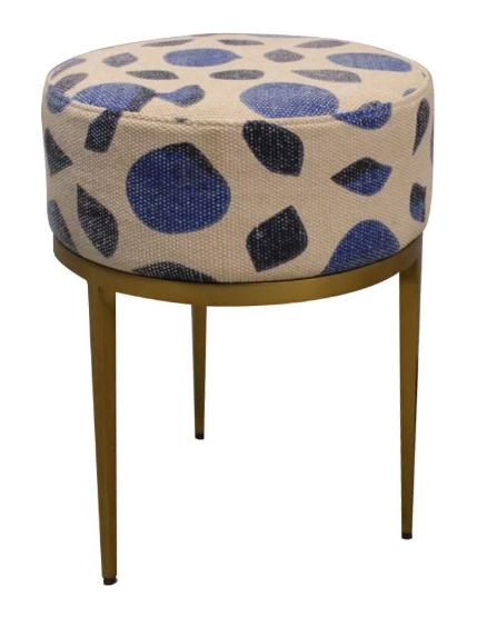 Fez Blue Faraja Side Table
