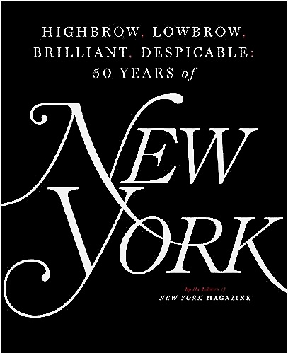50 Years of New York Coffee Table Book