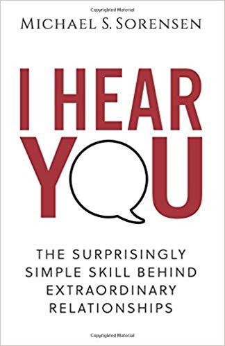 I Hear You Book