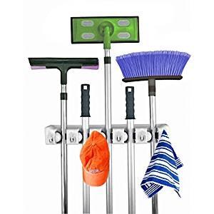 Broom & Mop Holder