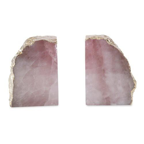 Pink Jacarei Bookends