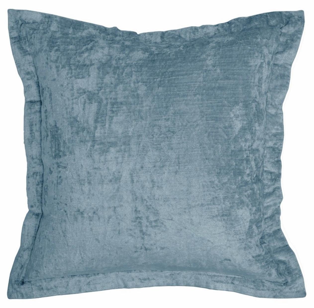 Lapis Marlin Blue Throw Pillow