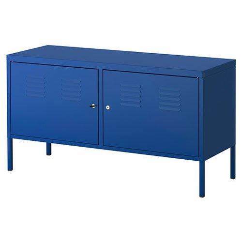 Blue Lockers (Credenza)