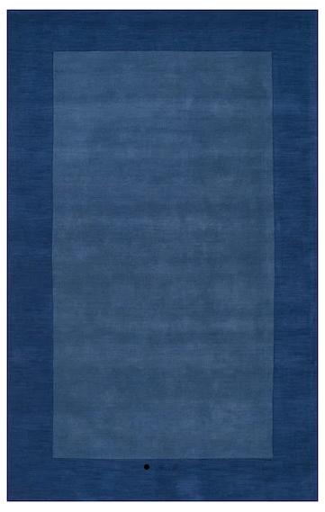 Sapphire & Dark Blue Area Rug