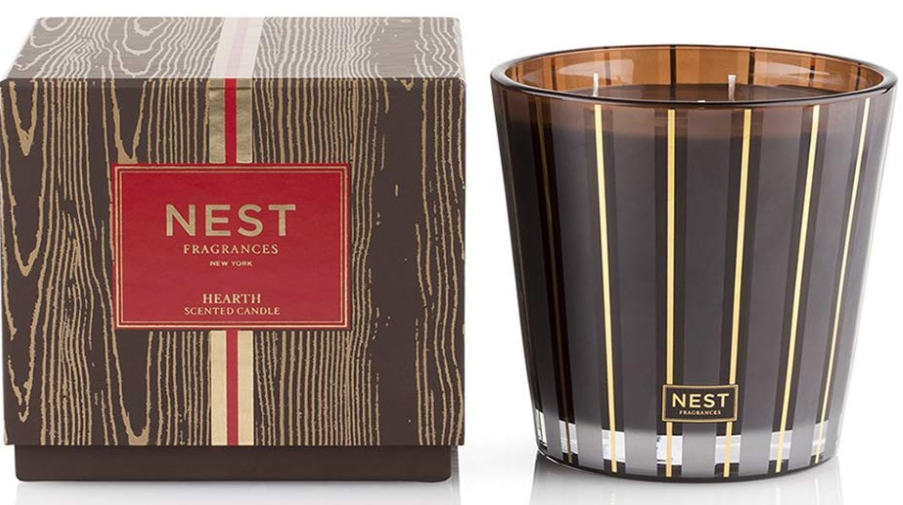 Hearth Scented Candle