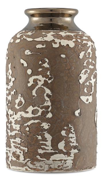 Tawny Vase