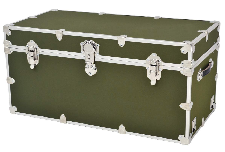 Olive Green Trunk