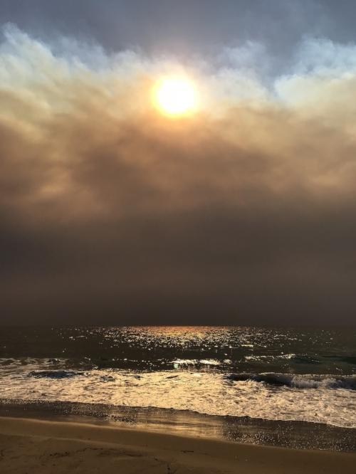 Summerland Beach, Photo by Heather Hudson