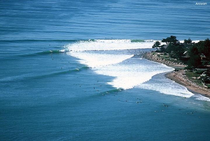 Rincon Point (Photo by Branden Aroyan)