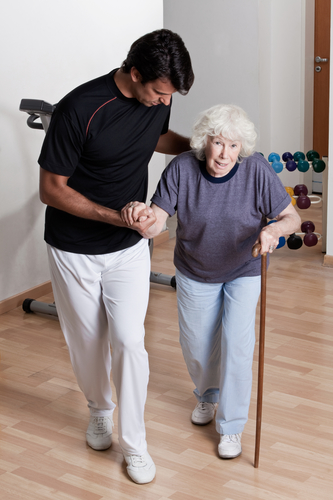 - Our Physical Therapists will help you become more balanced, mobile, and reduce your risk of dependency upon relatives and other health providers to perform tasks you would normally be able to do on your own.