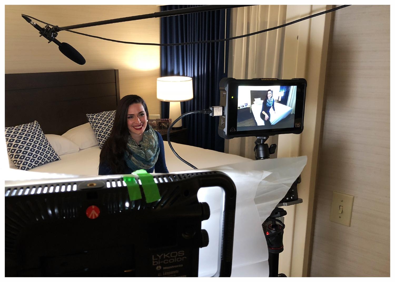 Vlogger Shoot (Boston, MA)