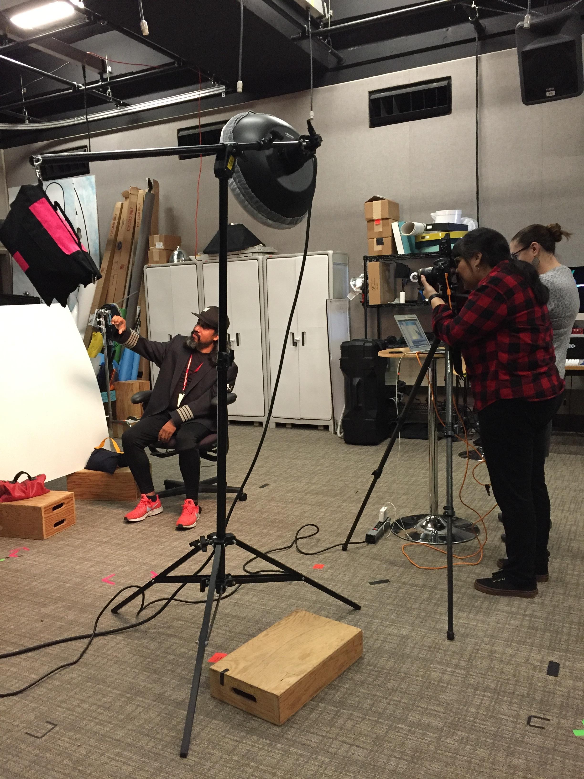 Love from the Hub Photoshoot (Studio - Ft. Worth, TX)